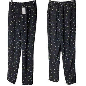 NWT re:named Bloomingdale's Ice Cream Pants Size M